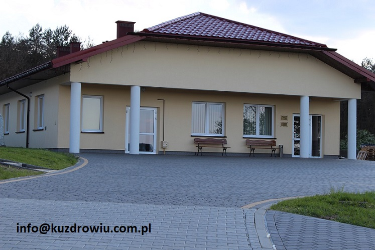 Siedziba firmy DERMESA, Dębowe Wzgórze s.c.